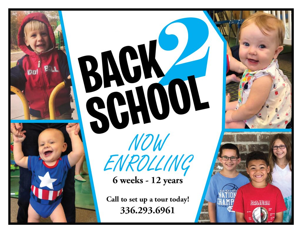 Wallburg Academy Back to School